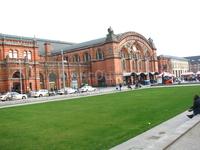 Вокзал Бремена