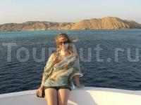 Остров Забаргад, юг Красного моря, почти на границе с Суданом.