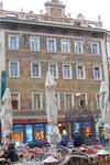 Прага. Оригинальный домик на Староместской площади-2
