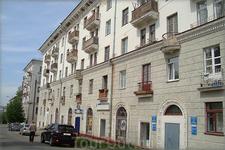 дом по ул. Текстильщиков (арх. стиль - Сталинский ампир)