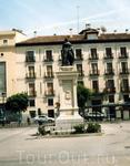 Памятник королеве Изабелле II