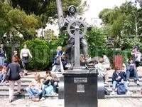 Памятник князю Альберту I