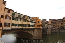 Флоренция, понто Веккье, где снимался &quotПарфюмер&quot