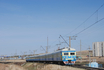 ЭР22-34 между Степногорском и 3 км