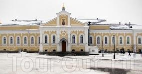 Церковь Александра Невского в Троицком Серафимо-Дивеевском монастыре