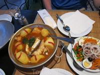 Катаплана рыбная,национальное блюдо