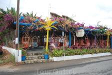 Таверна в городе Малия.