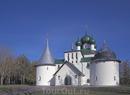 Храм преподобного Сергия Радонежского на Красном холме Куликова поля