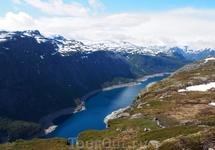 Озеро Ringedalsvatnet