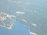 Хорватия из самолета