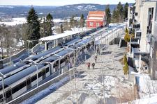 Станция Холменколлен