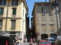 старый город Бергамо