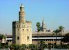 Фотография Золотая башня в Севильи