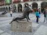 Чтобы снова вернуться в Мюнхен, нужно потереть пятачок кабану у Музея охоты)