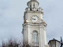 Часы на башне ратуши