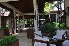 Ifa Villas  Cafe Dominicano