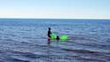 Чудское озеро - чем не море? Средиземное, не меньше!