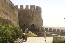 Салоники, городская крепость