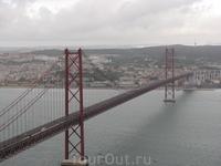 Мост 25-го Апреля.