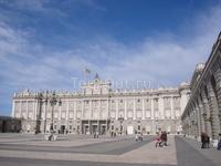 Madrid, Palacio Real
