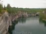Вид сбоку на маленький кусочек каньона...