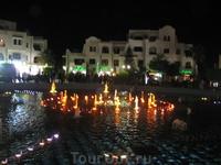 Сусс, Порт эль Кантуи, поющий фонтан
