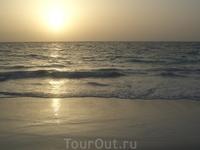 океан, восход