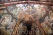 роспись купола и стен сохранилась с 15века