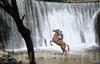 Фотография Новоафонский водопад