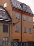 шведские домики в Södermalm