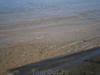 это море ласковое, мягкое, соленое... это море