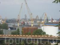 Строительный порт