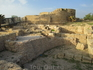 Раскопки на земле древней Кейсарии