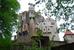 Средневековый замок Перштейн