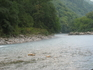 Абхазия, река Бзыбь