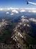 Подлетаем к Стране Черных Гор Динарские Альпы