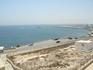 Махдия, вид с крепости Эль Бурж Махдия.