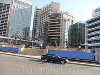 Памятник Премьер Министру Ливана Рафику Харири