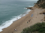 Калелья. Маленький пляж за маяком