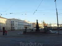 Хельсинки - центр , недалеко от порта