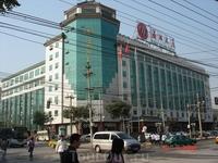 Наш отель в Пекине.
