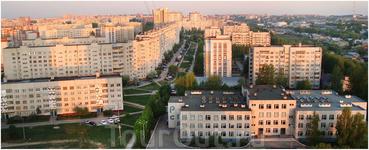"""восточная городская окраина (в районе тракторного з-да """"Четра"""")"""