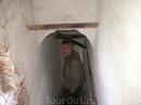 узкие ходы в колокольне