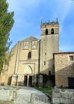 Монастырь de Santa María del Parral в настоящее время действующий закрытый монастырь Ордена Святого Иеронима. Он был учрежден по приказу короля Энрике IV в 1447 году. Его строительство занимался один