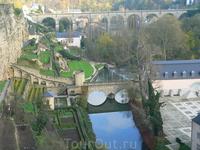 Люксембург (нижний город)