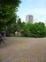 Площадь в парке Центрального Сочи