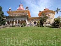 Дворец и парк Монсеррат