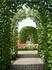 Арка очень мне напомнила Верхний сад в Петергофе