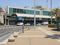Аэропорт имени Давида Бен-Гуриона