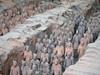Фотография Мавзолей императора Цинь Шихуанди и Терракотовая армия